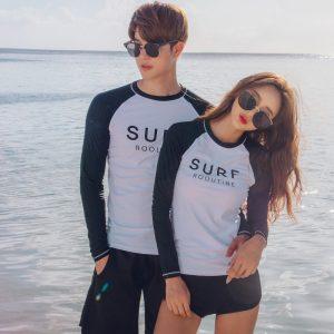 Đồi bơi Couple kiểu dáng Hàn Quốc