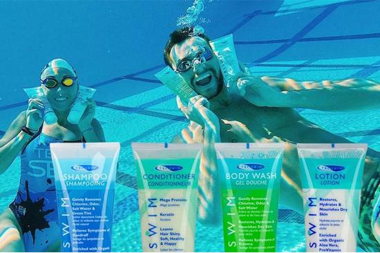 mỹ phẩm bơi triswim