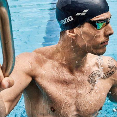 Sử dụng kính bơi đúng cách như thế nào?