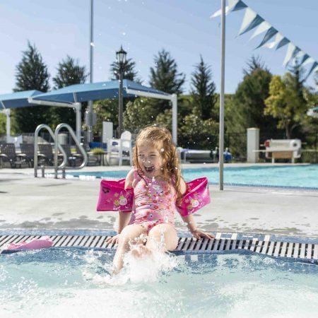 Hướng dẫn đồ bơi giữ nhiệt cho bé