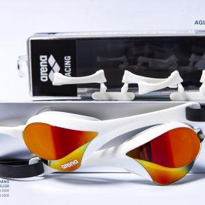 Kính bơi chính hãng Arena Cobra Core Mirrored Racing Swimming Goggle: Kính bơi AGL-180ME