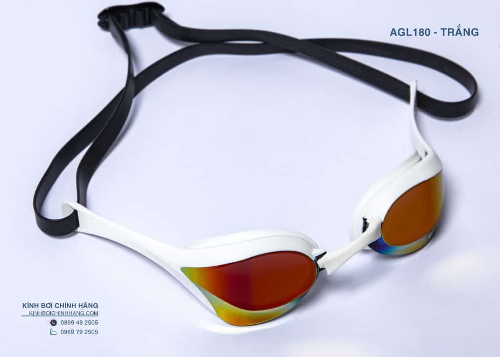 kính bơi arena agl180me