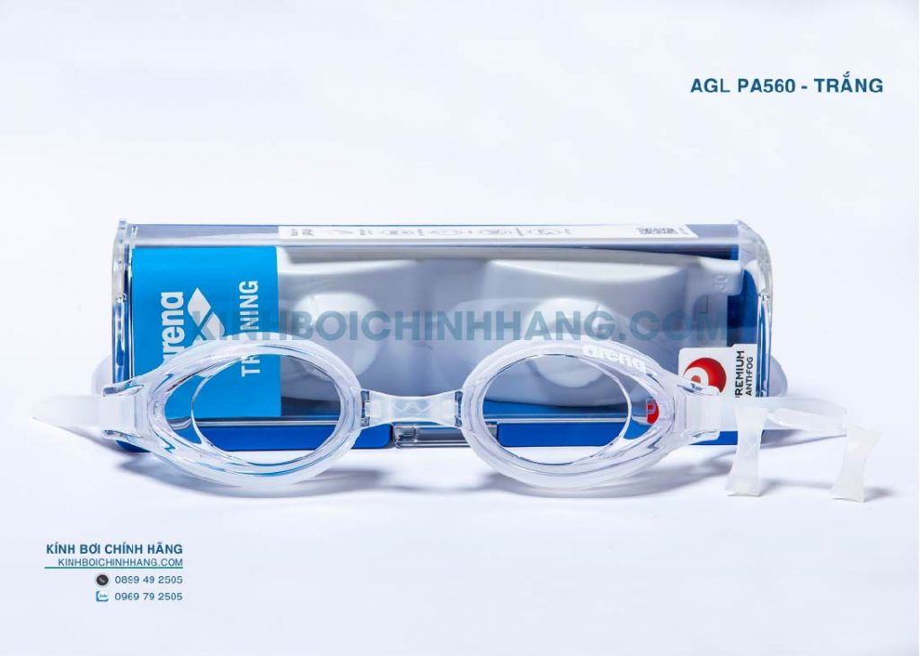 kính bơi agl560pa