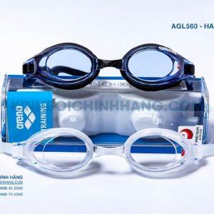 kính bơi training goggle agl560pa
