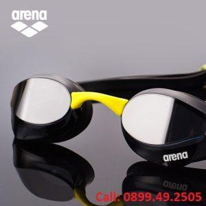 dòng kính bơi arena racing cobra core AGL230-SKBK