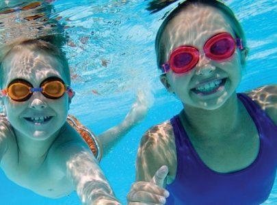 Kính bơi cận trẻ em – Giải pháp xóa tan rào cản thị lực kém